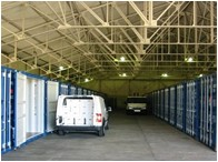 Warehoused Self Storage & Furniture Storage