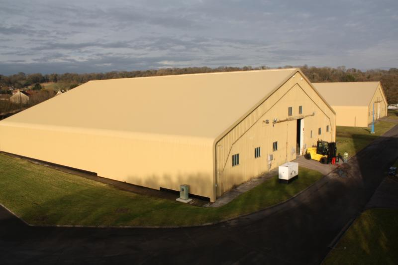 Warehousing near Southampton Hampshire UK